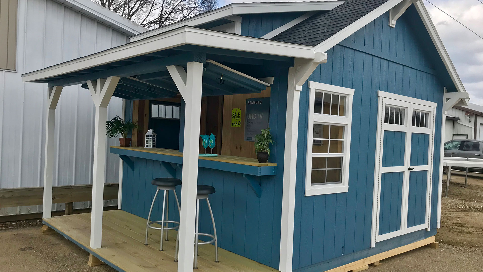 Custom Sheds, Outdoor Furniture | Paw Paw, MI | Meyer Wood Products